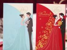 15 Report Wedding Invitation Card Template Red in Word with Wedding Invitation Card Template Red