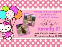 15 Visiting Birthday Card Template Hello Kitty Now with Birthday Card Template Hello Kitty