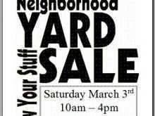 15 Visiting Garage Sale Flyer Template PSD File by Garage Sale Flyer Template