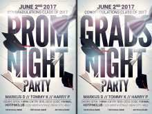 15 Visiting Graduation Party Flyer Template for Graduation Party Flyer Template