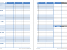 15 Visiting Weekly Homework Agenda Template With Stunning Design with Weekly Homework Agenda Template