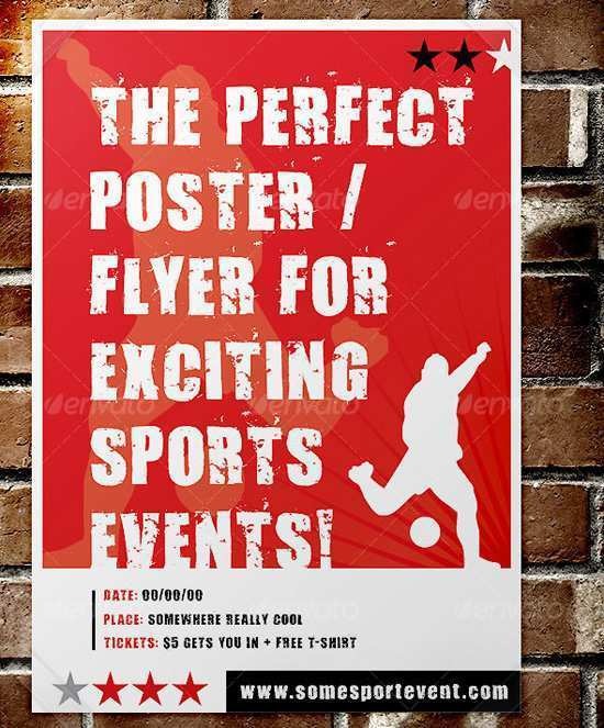 16 Adding Sports Event Flyer Template Now with Sports Event Flyer Template