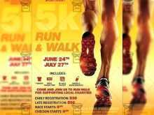 5K Race Flyer Template