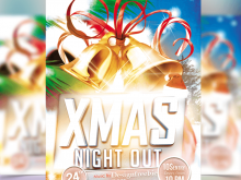 16 Best Christmas Party Flyer Template Free For Free for Christmas Party Flyer Template Free