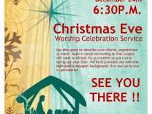 16 Create Christmas Flyer Templates for Ms Word by Christmas Flyer Templates