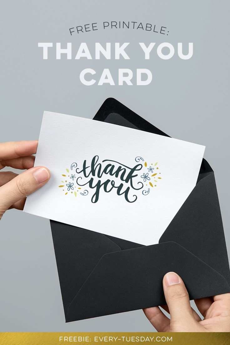 16 Creating Fold Over Thank You Card Template Layouts for Fold Over Thank You Card Template