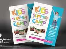 16 Creative Camp Flyer Template For Free for Camp Flyer Template