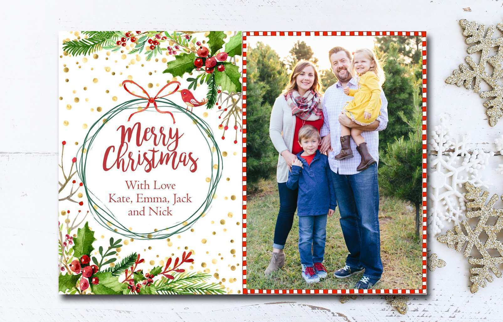 16 Customize Our Free Christmas Card Template Digital in Word for Christmas Card Template Digital