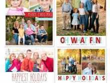 16 Customize Our Free Christmas Card Templates Photoshop Formating by Christmas Card Templates Photoshop