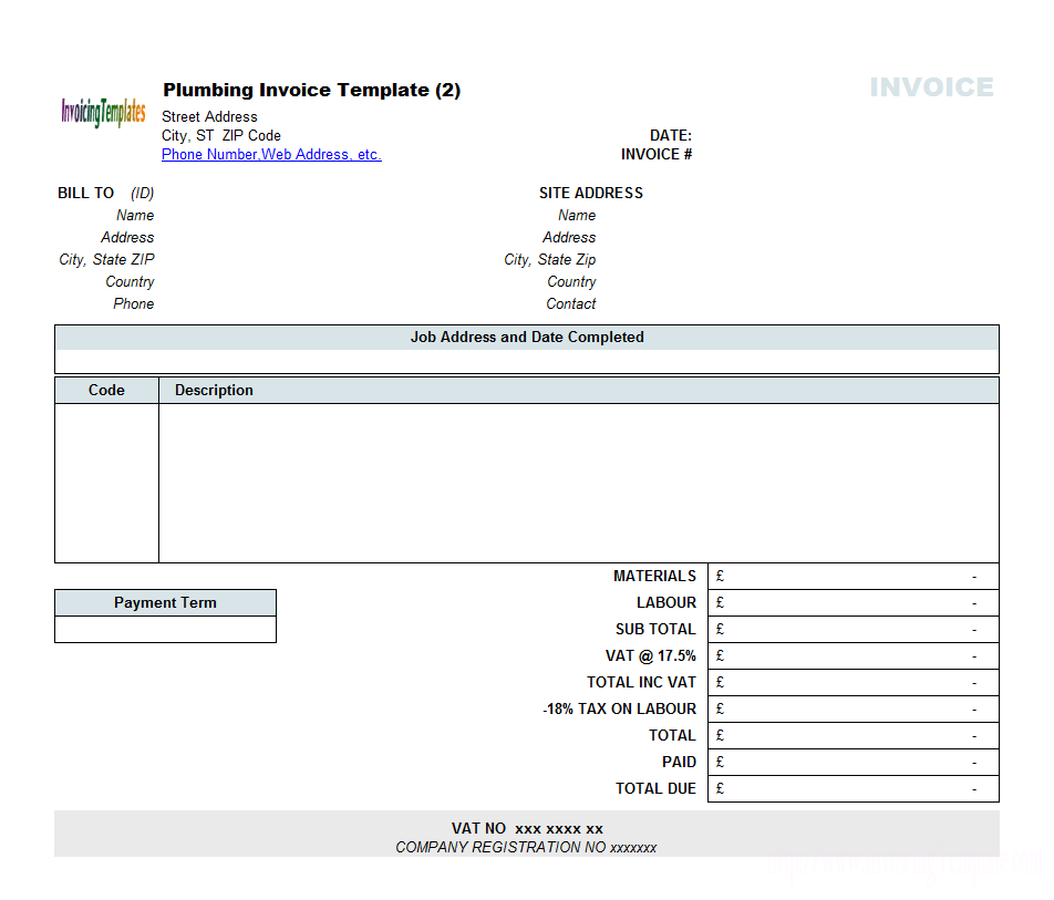 16 Customize Our Free Construction Invoice Template Nz Download with Construction Invoice Template Nz