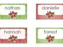 16 Customize Our Free Holiday Place Card Template Word Photo for Holiday Place Card Template Word