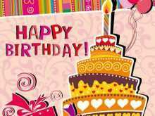 16 Format Birthday Card Template Vector Free Download Formating for Birthday Card Template Vector Free Download