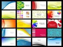 16 Format Business Card Print Template Word in Photoshop by Business Card Print Template Word