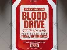 16 Free Blood Drive Flyer Template Photo with Blood Drive Flyer Template