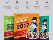 16 Free Education Flyer Templates Photo by Free Education Flyer Templates