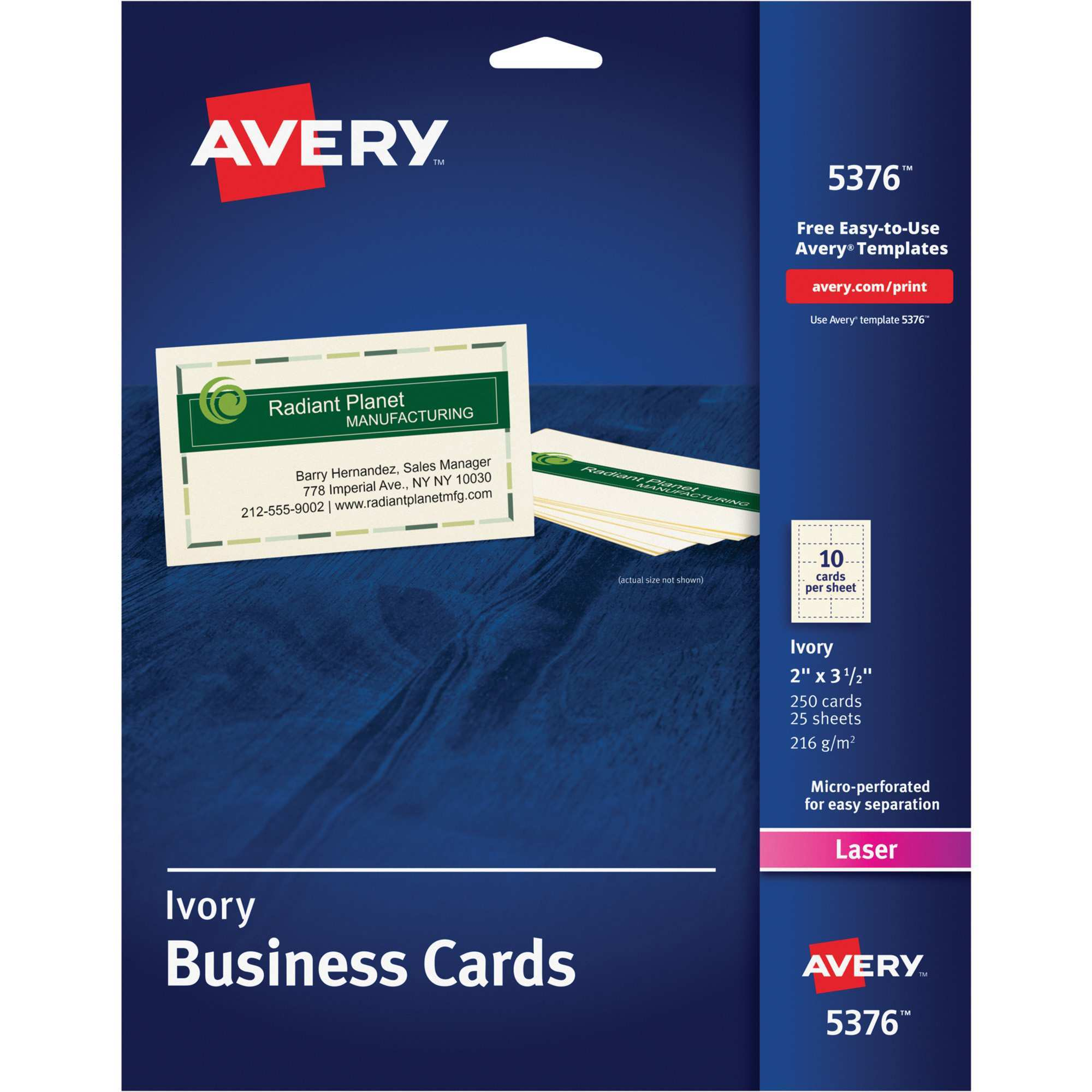16 Free Printable Avery Business Card Template Software Now for Avery Business Card Template Software