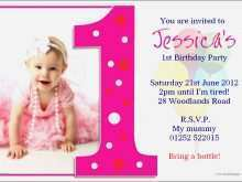 Birthday Invitation Card Maker Near Me
