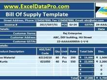 16 How To Create Blank Tax Invoice Format In Excel Download with Blank Tax Invoice Format In Excel