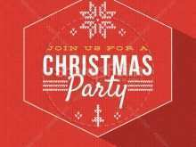 16 How To Create Christmas Party Flyer Template PSD File with Christmas Party Flyer Template
