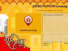 16 How To Create Invitation Cards Templates For Vastu Shanti Formating with Invitation Cards Templates For Vastu Shanti