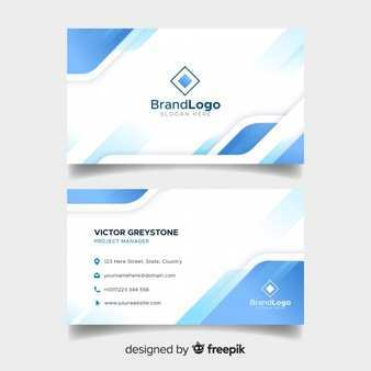 16 Online Business Card Template Ai File Free Download in Photoshop for Business Card Template Ai File Free Download