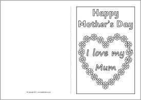 16 Online Mother S Day Card Template Twinkl Formating by Mother S Day Card Template Twinkl