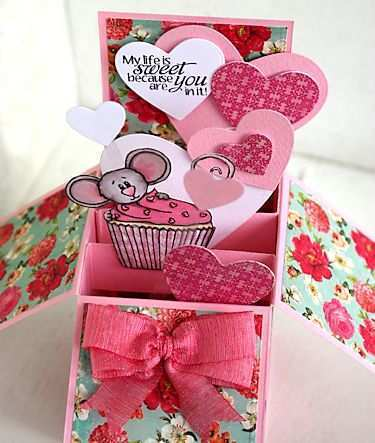 16 Online Pop Up Card Box Tutorial With Stunning Design with Pop Up Card Box Tutorial