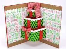 16 Online Pop Up Card Templates Christmas Layouts by Pop Up Card Templates Christmas