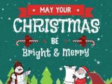 16 Printable Christmas Card Template Animation in Photoshop with Christmas Card Template Animation
