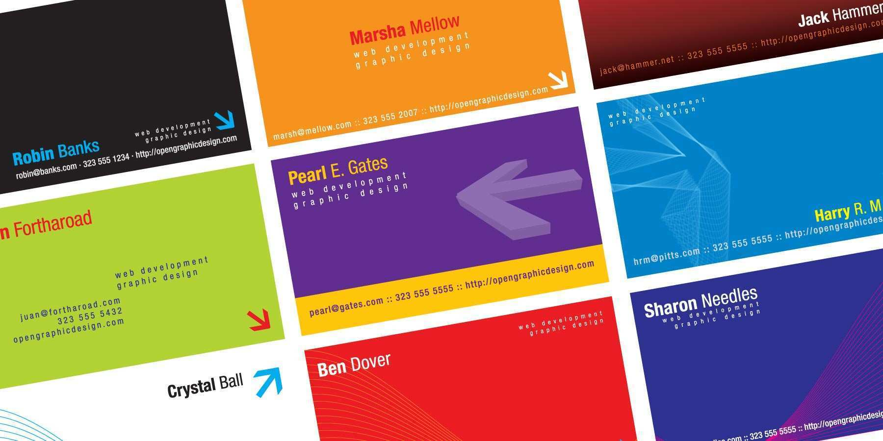 16 The Best Business Card Indesign Template Free Download Maker by Business Card Indesign Template Free Download