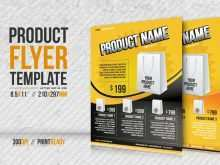 16 The Best Free Product Flyer Templates With Stunning Design for Free Product Flyer Templates