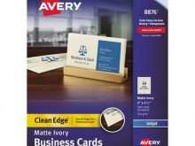 16 Visiting Avery Business Card Template Double Sided Templates by Avery Business Card Template Double Sided