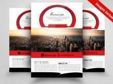 Word Business Flyer Template