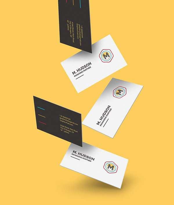 17 Best Business Card Mockup Illustrator Free for Ms Word by Business Card Mockup Illustrator Free
