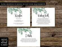 17 Best Card Enclosure Template Layouts by Card Enclosure Template