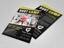 17 Best Fitness Boot Camp Flyer Template Maker for Fitness Boot Camp Flyer Template