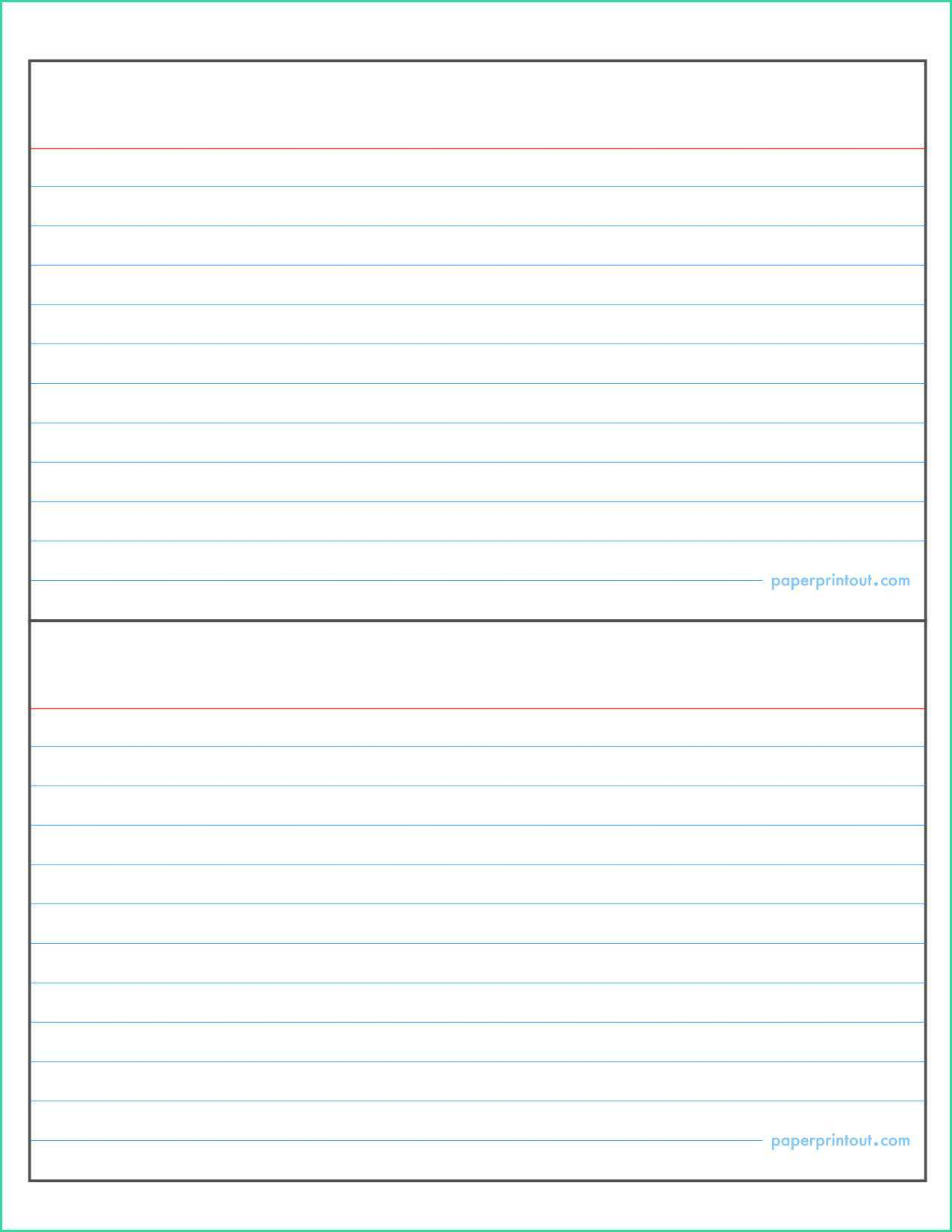 17 Blank 5X7 Index Card Template Word Formating by 5X7 Index Card Template Word