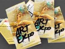 17 Create Art Show Flyer Template Free for Ms Word for Art Show Flyer Template Free