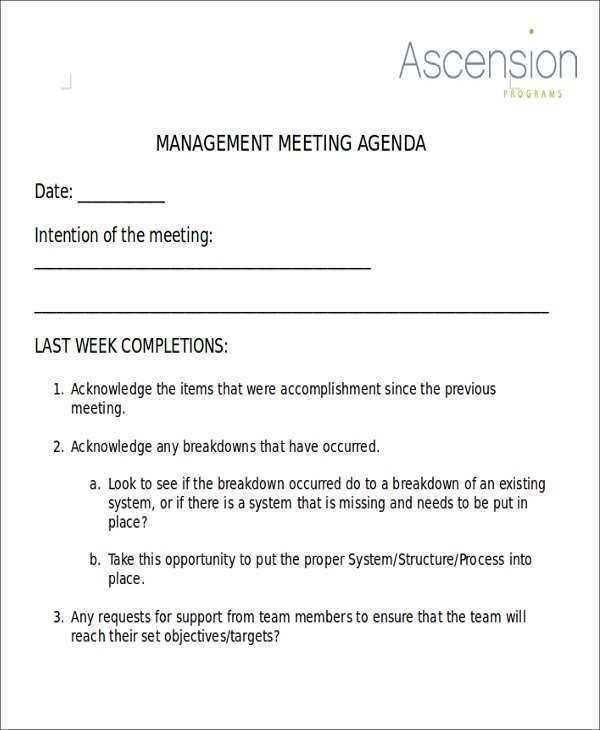 17 Creative 121 Meeting Agenda Template Templates with 121 Meeting Agenda Template