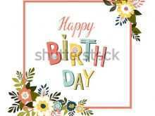 17 Customize Birthday Card Template With Message With Stunning Design for Birthday Card Template With Message
