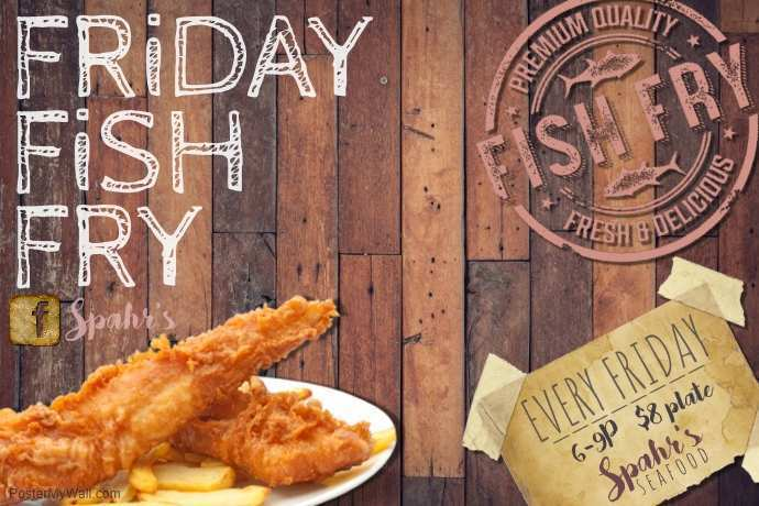 17 Customize Fish Fry Flyer Template Free In Word For Fish Fry Flyer Template Free Cards Design Templates