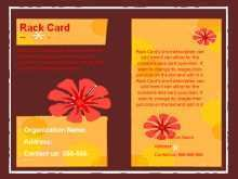 17 Customize Rack Card Template Free Word for Ms Word with Rack Card Template Free Word