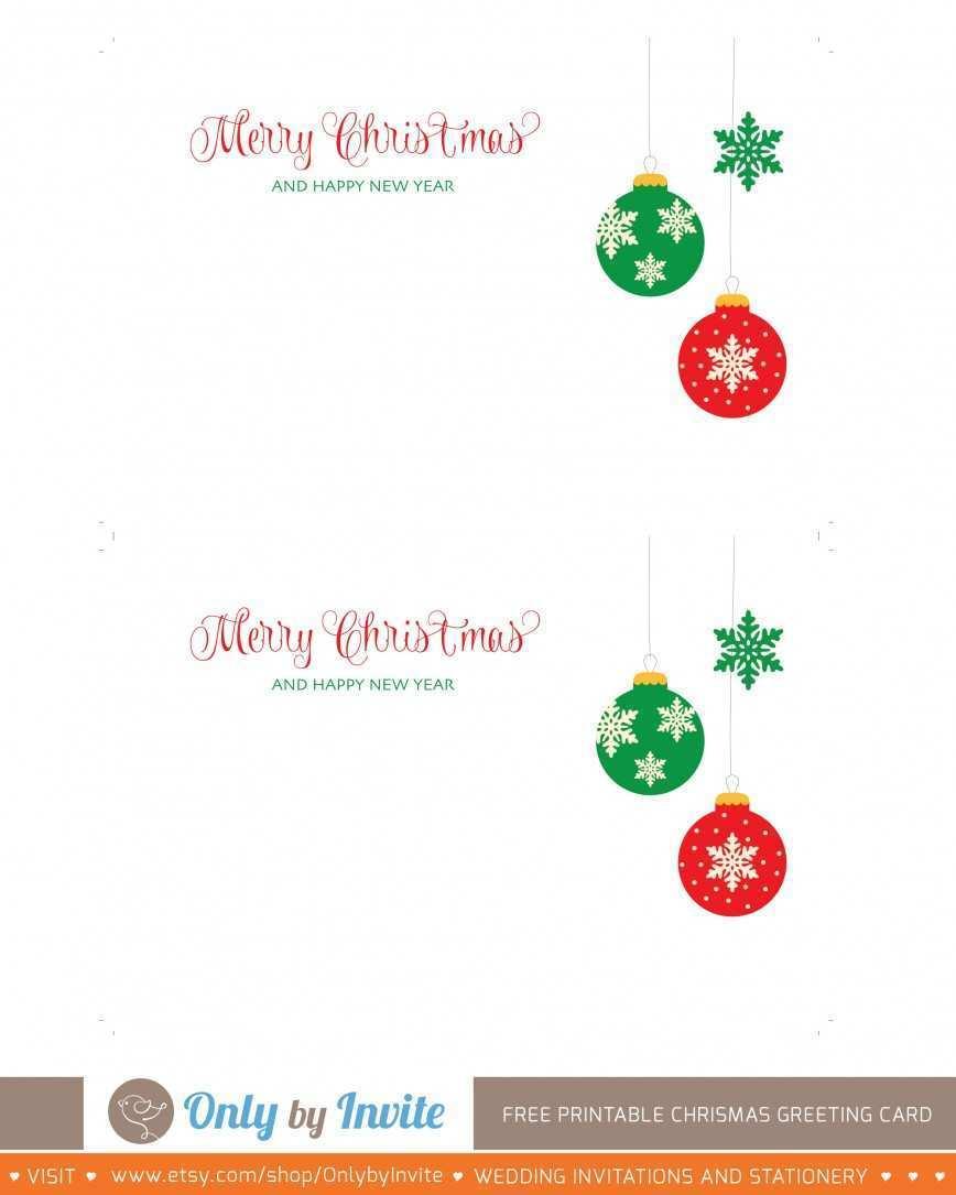 17 Format Blank Christmas Card Template Printable PSD File by Blank Christmas Card Template Printable