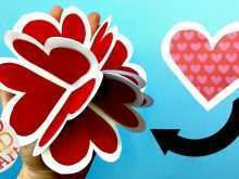 17 Format Heart Card Templates Youtube Photo for Heart Card Templates Youtube