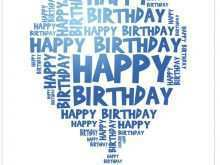 17 Free 17Th Birthday Card Template for Ms Word for 17Th Birthday Card Template