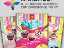 17 Free Printable Cheesecake Flyer Templates Now with Cheesecake Flyer Templates