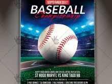 17 How To Create Baseball Flyer Template Free With Stunning Design by Baseball Flyer Template Free