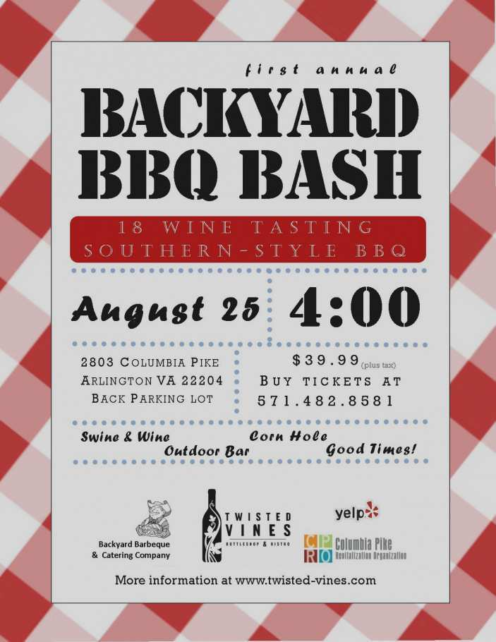 17 How To Create Bbq Fundraiser Flyer Template Photo by Bbq Fundraiser Flyer Template