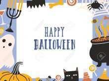 17 How To Create Halloween Postcard Template Free for Ms Word by Halloween Postcard Template Free