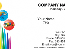 17 Online Child Name Card Template Now with Child Name Card Template